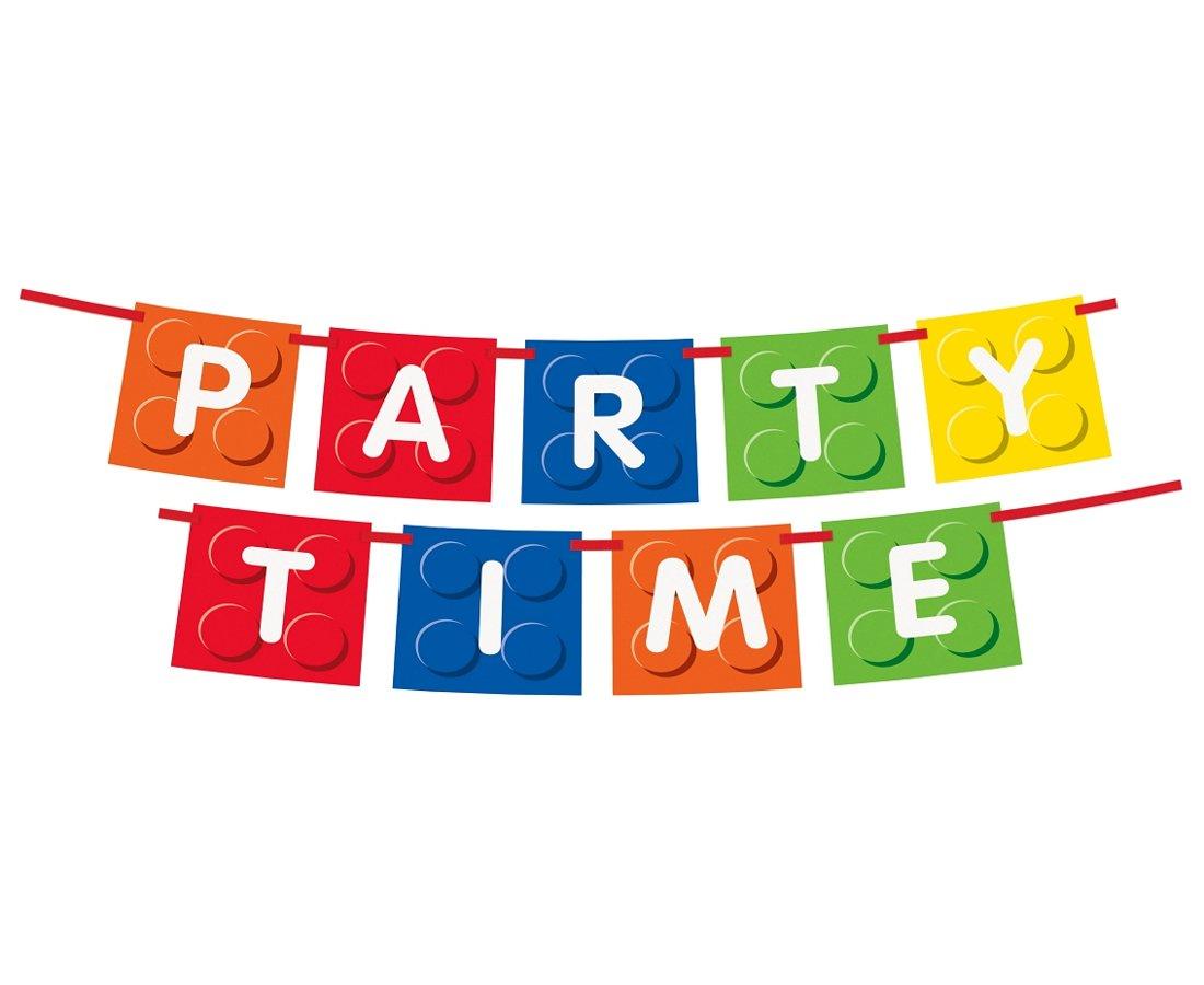"""Baneris """"Party Time"""". Konstruktors."""