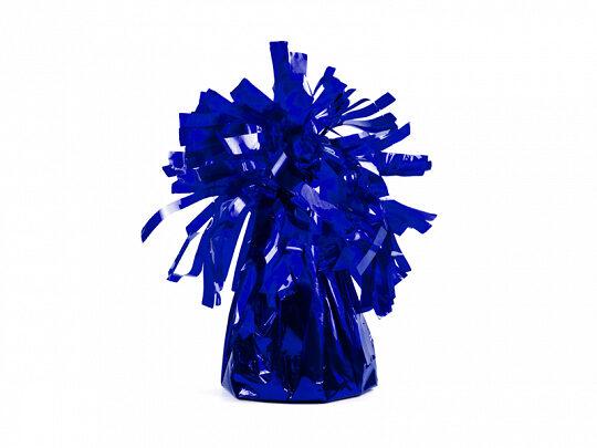 Balonu atsvars zilā krāsā.