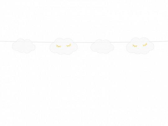 """Virtene """"Mākoņi"""", 5.5x145 cm"""