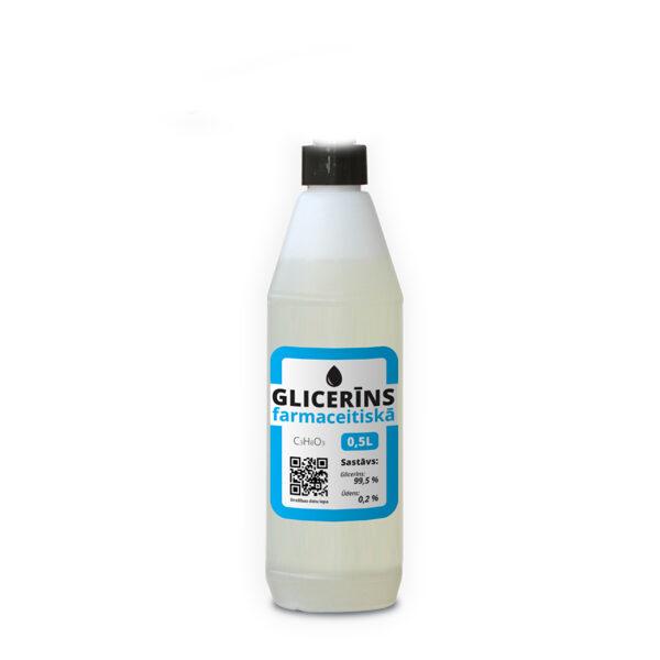 Glicerīns kosmētiskais 99,5% 500ml