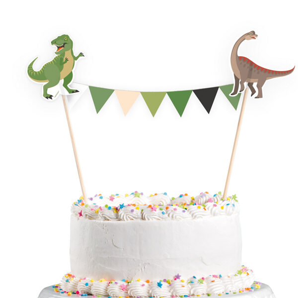 "Tortes toperis ""Dinozauri"", 15 x 20 cm"