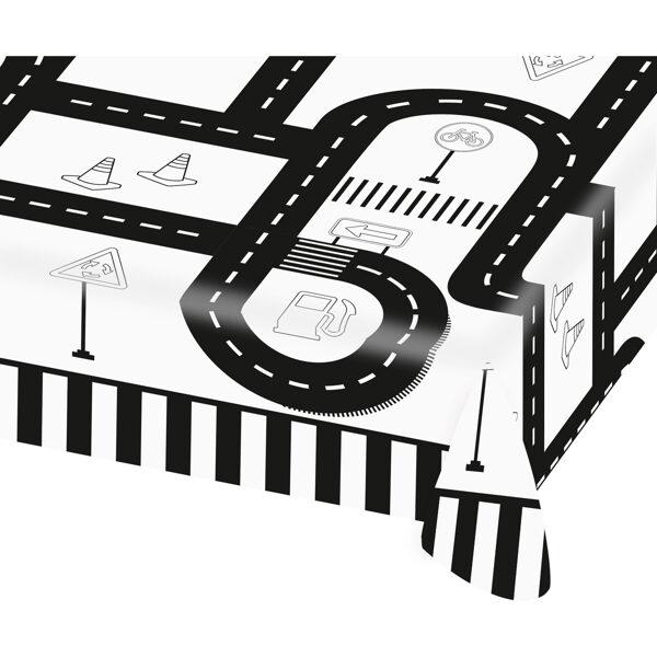 """Tematiskais galdauts """"Mašīnas - ceļu satiksme"""", 120 cm x 180 cm"""
