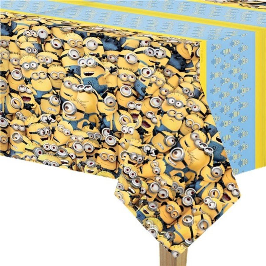 """Tematiskais galdauts """"Minions"""", 120 x 180 cm"""