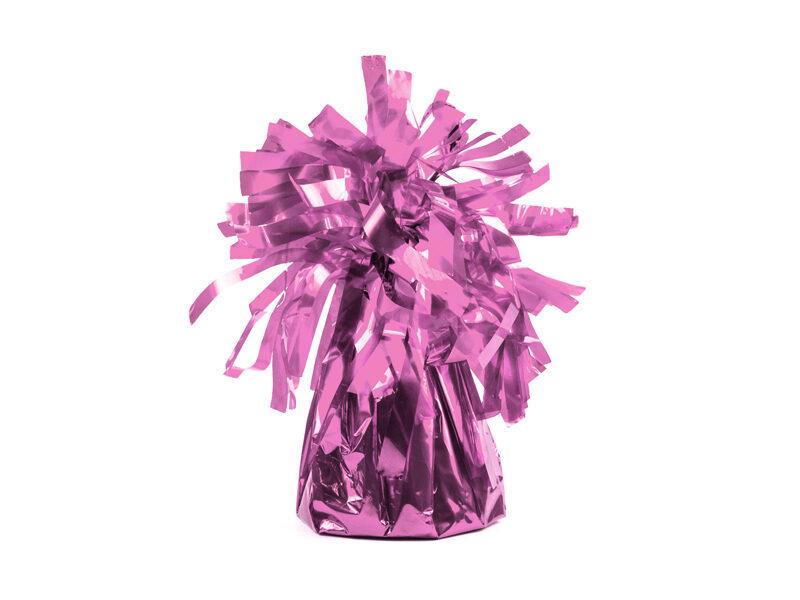 Balonu atsvars rozā krāsā.
