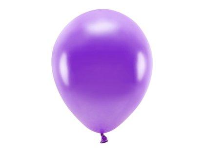 30 cm perlamutra Eco balons, violetā krāsa - 1 gb.