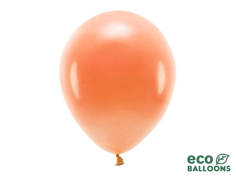30 cm Eco balons, oranžā krāsa - 1 gb.
