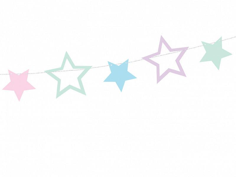 """Virtene """"Zvaigznes"""", 140 cm"""