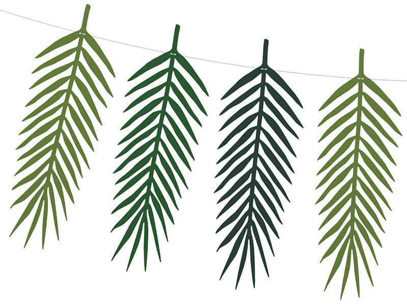 """Virtene """"Palmu lapas"""", 125 cm"""