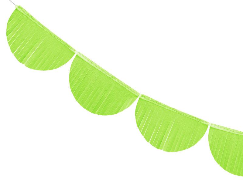 """Virtene, zaļā krāsa, 3 m, """"S"""" izmērs"""
