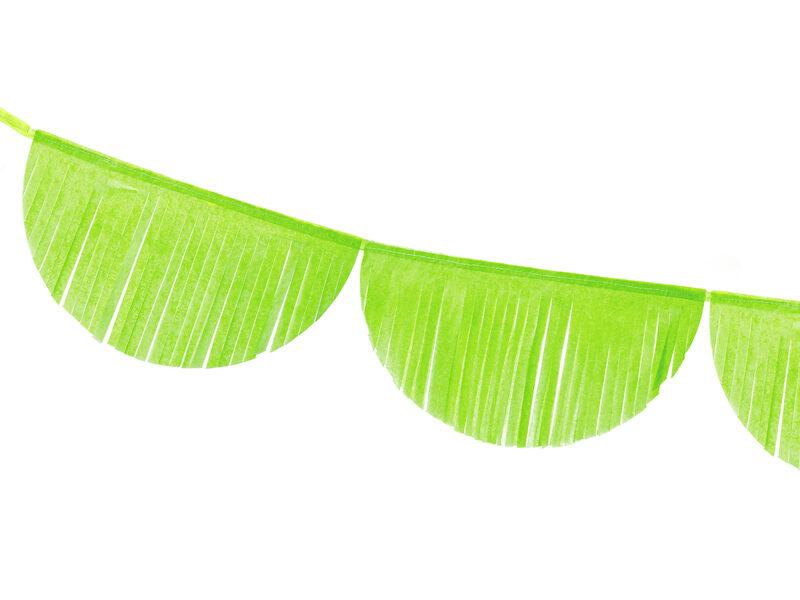 Virtene, zaļā krāsa, 3 m