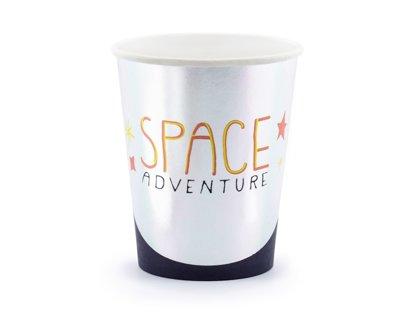 "Glāzes ""Space adventure"", 6 gb., 200 ml"