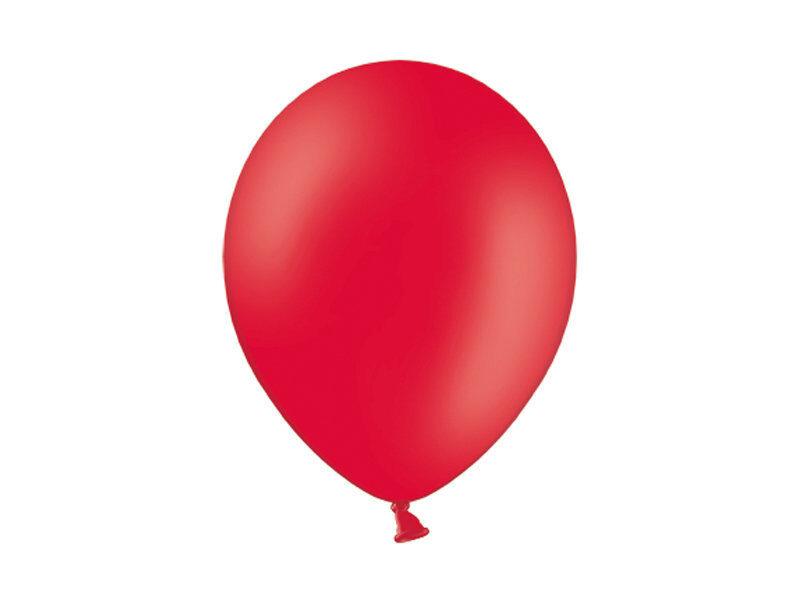 23 cm balons, sarkanā krāsa - 1 gb.