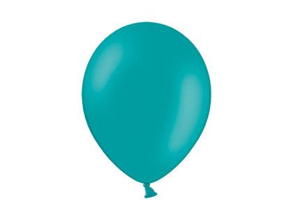 27 cm balons, tirkīzā krāsa - 1 gb.
