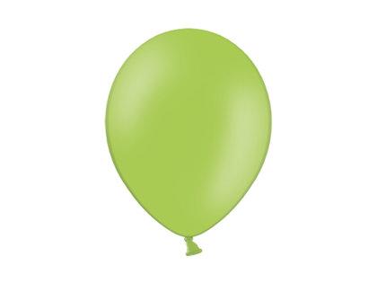 30 cm perlamutra balons, spilgti zaļā krāsa - 1 gb.