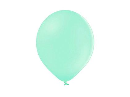 27 cm balons, gaišā mint krāsa, pastelis - 1 gb.
