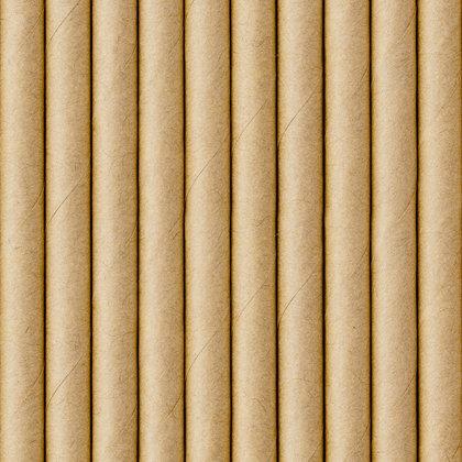 Kraft papīra salmiņi