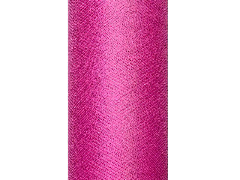 Tills, fuksijas krāsa, 15 cm x 9 m