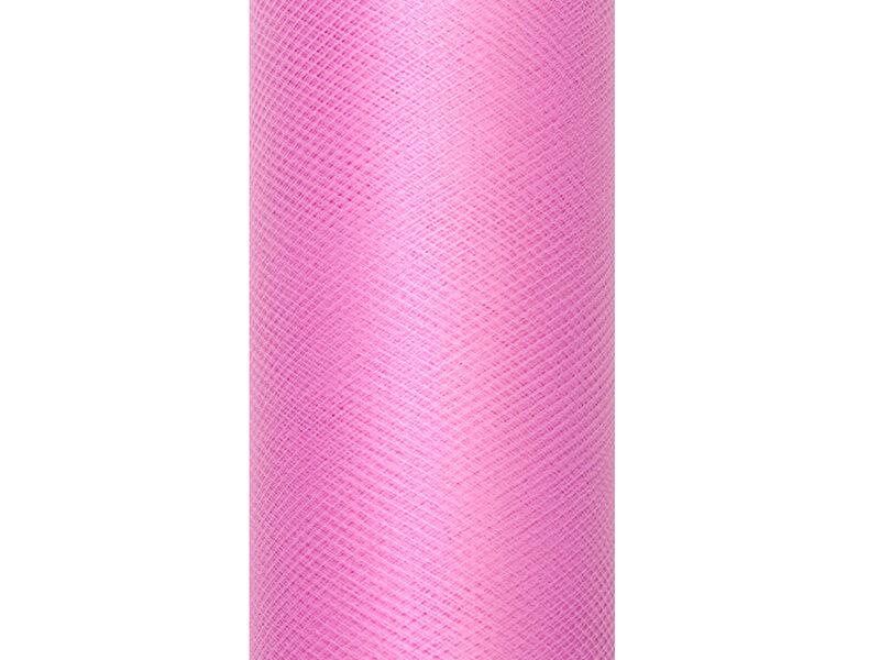 Tills, rozā krāsa, 30 cm x 9 m