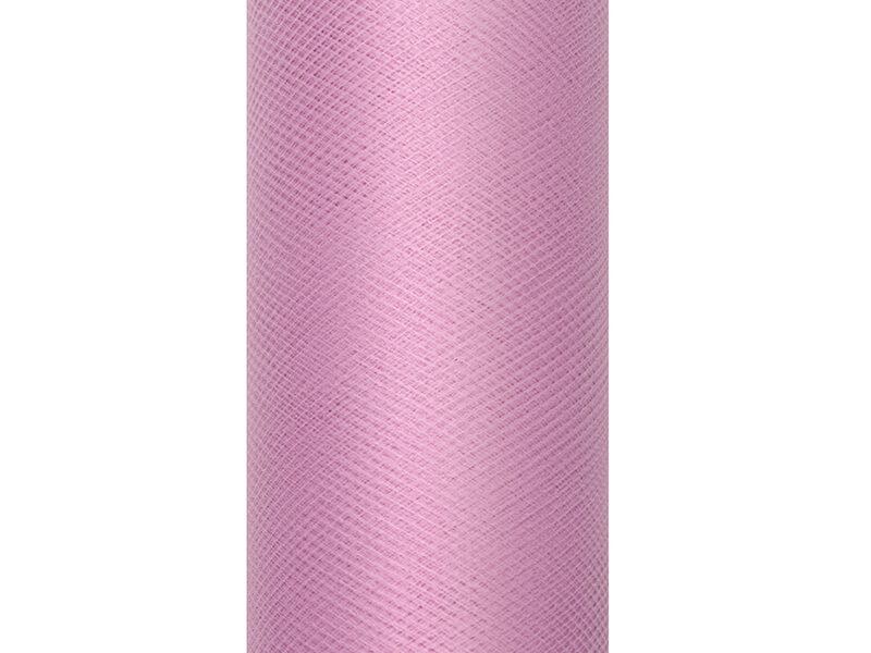 Tills, pūdera rozā krāsa, 15 cm x 9 m