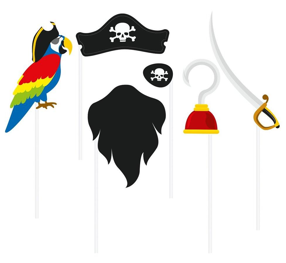 """Foto rekvizīts """"Pirāti"""""""