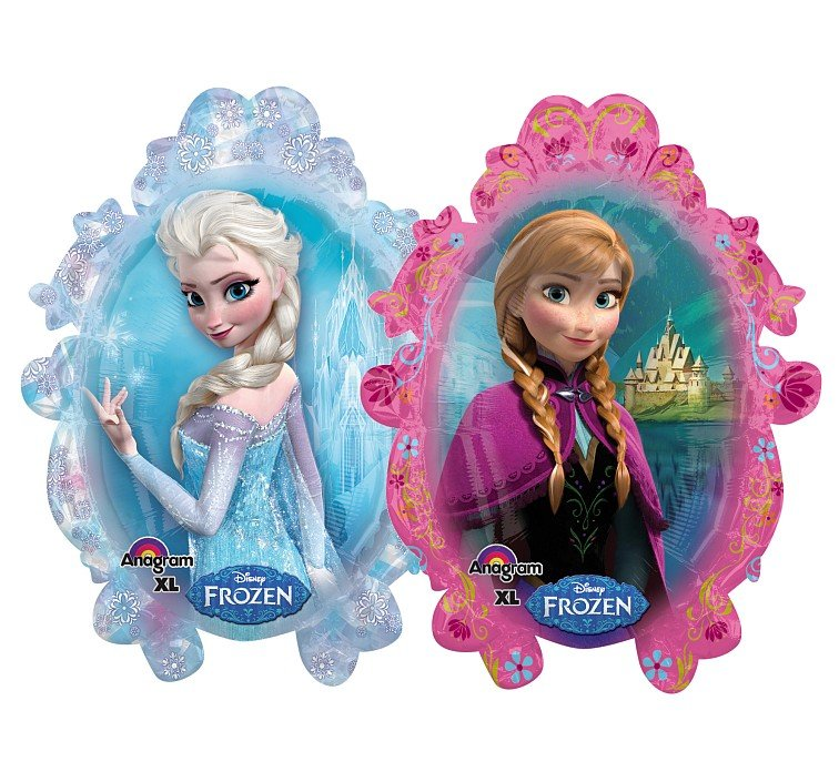 "Folija balons ""Frozen"", 61 cm"