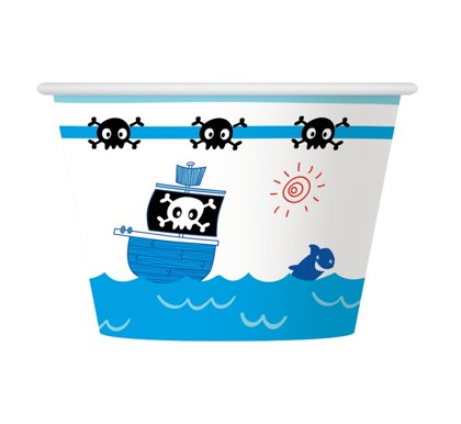"Saldējuma trauki ""Pirāti"""