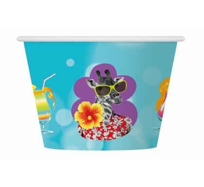 "Saldējuma trauki ""Hawaii Party"""
