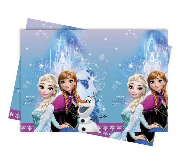 "Tematiskais galdauts ""Frozen"" (Ledus sirds), 120 x 180 cm"