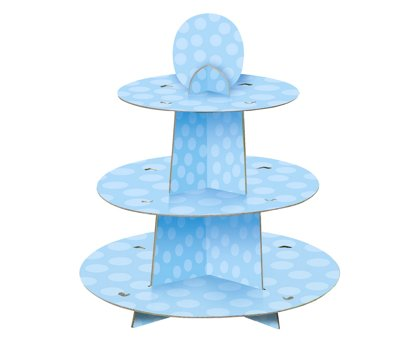 Kūku statīvs, gaiši zilā krāsā