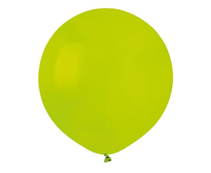 48 cm balons, gaiši zaļā krāsa - 1 gb.
