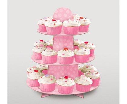 Kūku statīvs, gaiši rozā krāsā
