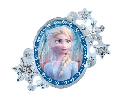 "Folija balons ""Frozen 2"", 76 x 66 cm"