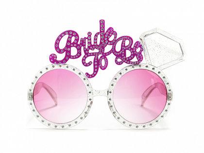 """Brilles """"Bride to Be"""""""