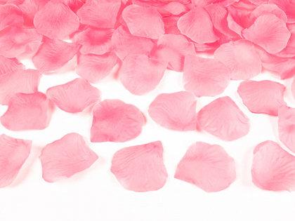 Ziedlapiņas, gaiši rozā krāsa, 100 gb