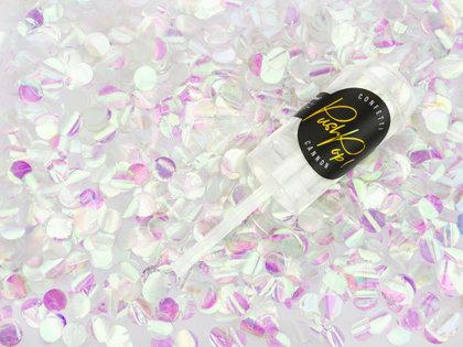 Plaukšķne Push Pop ar konfetti, zaigojoša