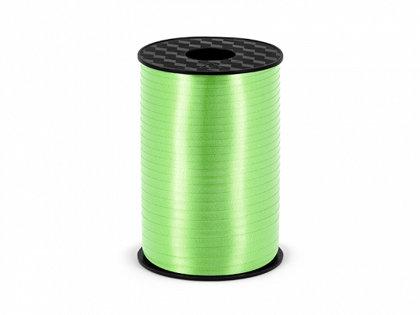 Plastikāta lente zaļā krāsā, 5 mm, 225 m