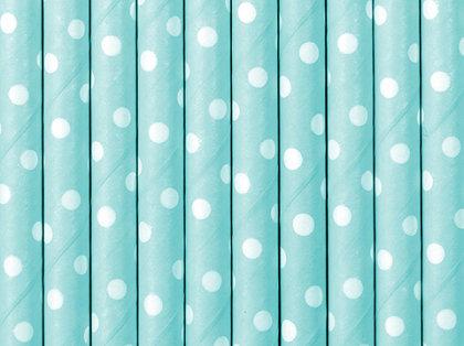 """Salmiņi """"ar punktiņiem"""", gaiši zilā krāsa, 10 gb"""