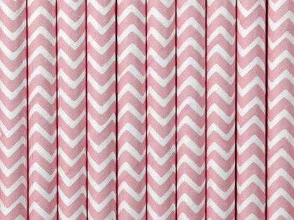 """Salmiņi """"Zigzag"""", rozā krāsa, 10 gb"""