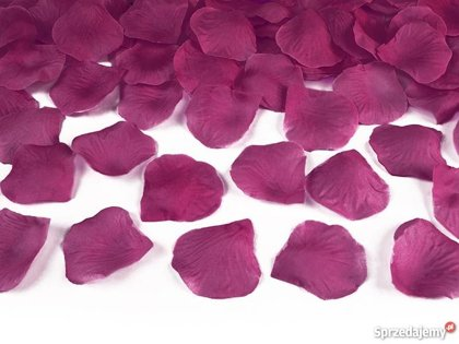 Ziedlapiņas, tumši rozā krāsa, 100 gb