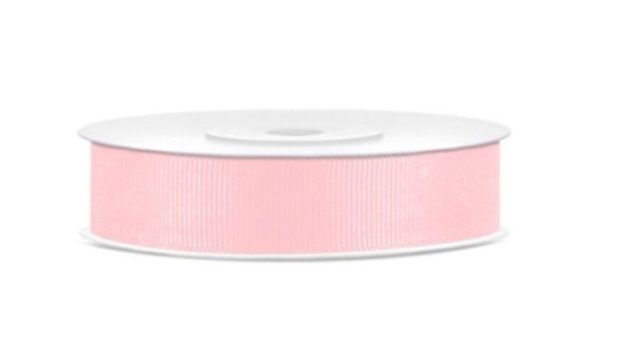 Repsa lente, gaiši rozā krāsa, 15 mm/25 m