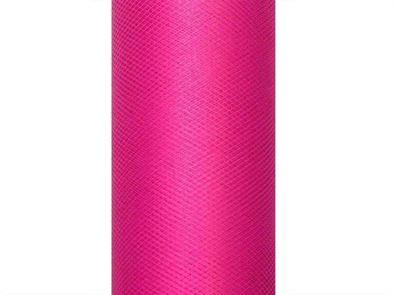 Tills, fuksijas krāsā, 15 cm x 9 m