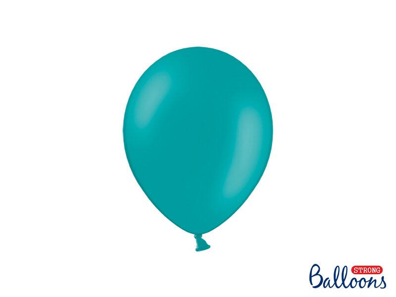 23 cm balons, tirkīzā krāsa - 1 gb.