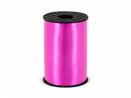 Plastikāta lente fuksijas krāsā, 5 mm, 225 m