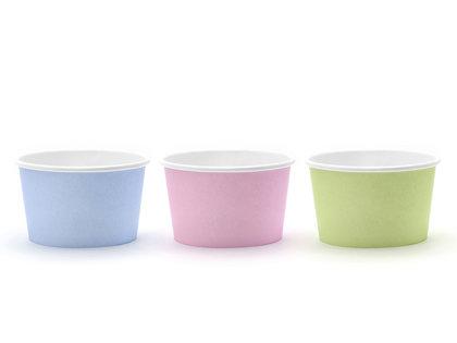 Saldējuma trauku mix, 6 gb., 170 ml