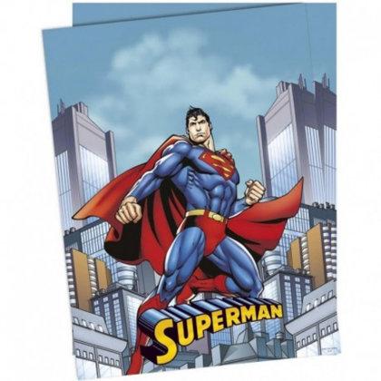 """Tematiskais galdauts """"Superman"""", 120 x 180 cm"""