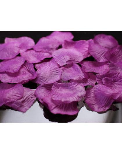 Ziedlapiņas, violetā krāsa, 100 gb