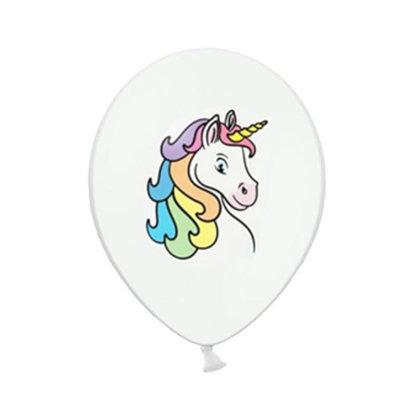 "30 cm lateksa balons ""Vienradzis"" - 1 gb."